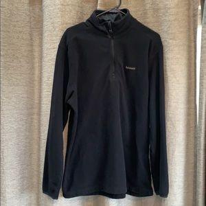 Timberland 1/2 zip fleece